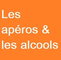 Les apéros et les alcools