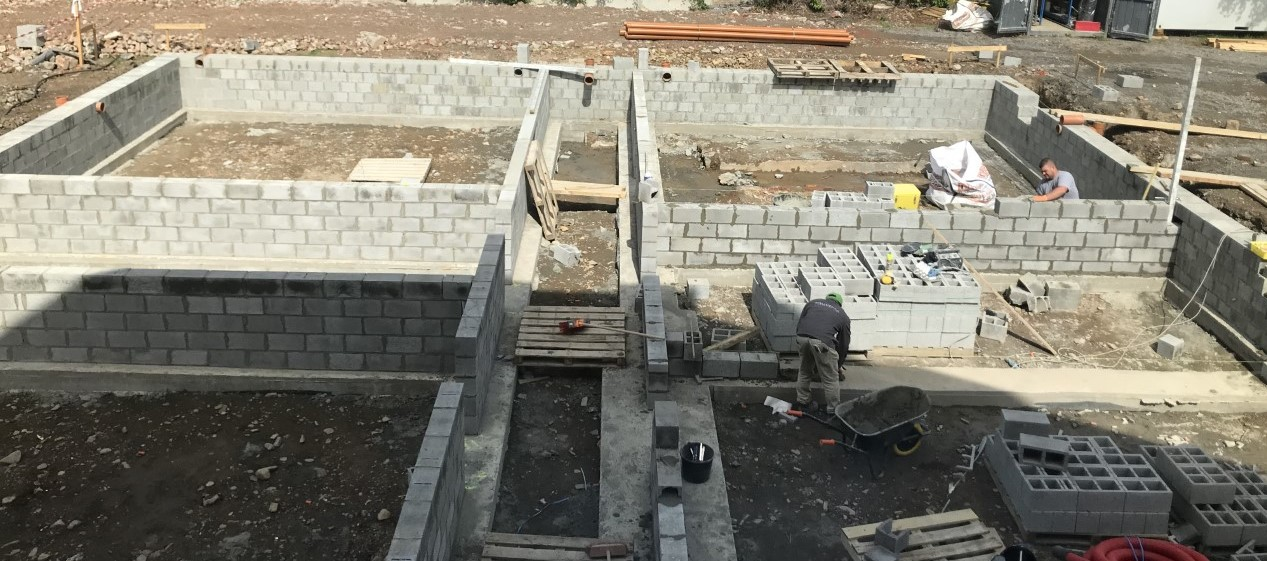 Les travaux ont commencé, bientôt 10 appartements en plus.